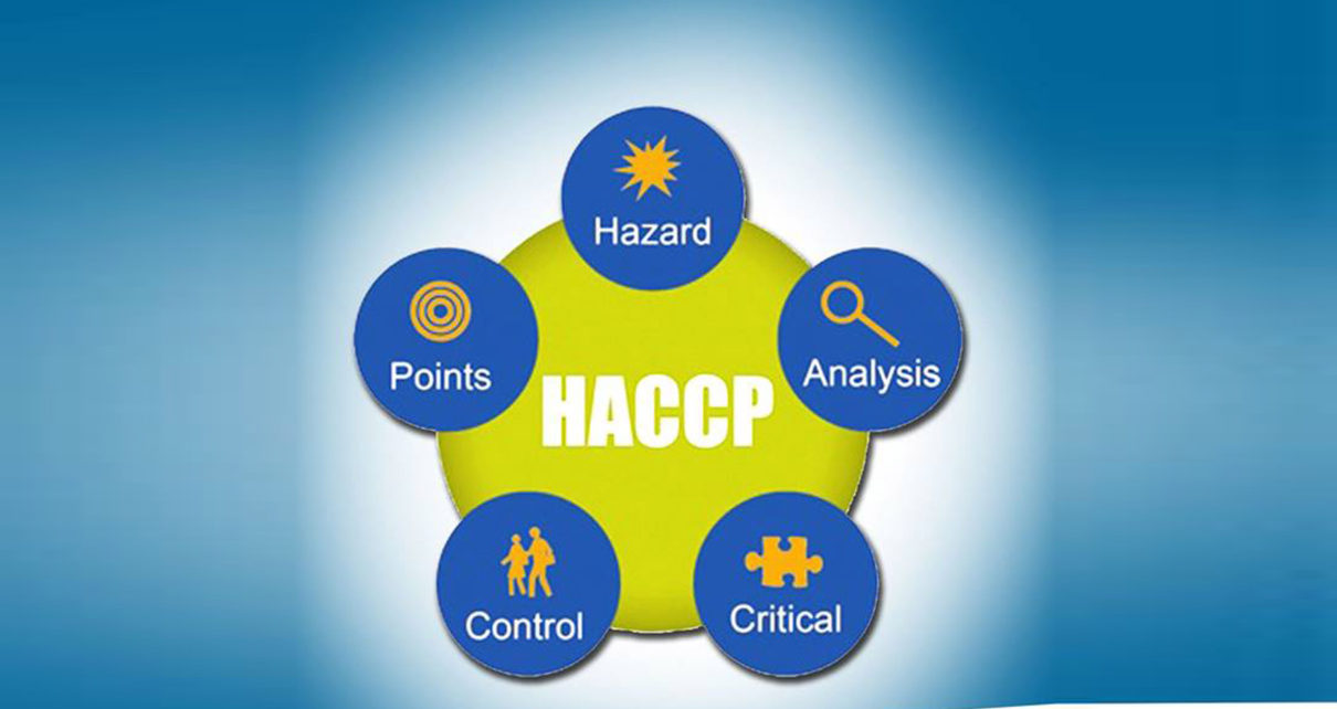 Make Steps For Haccp Certification Dost Bats Conducts Training